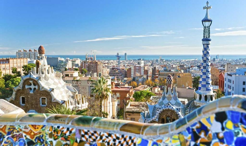 Barcelona med Toni & Guy
