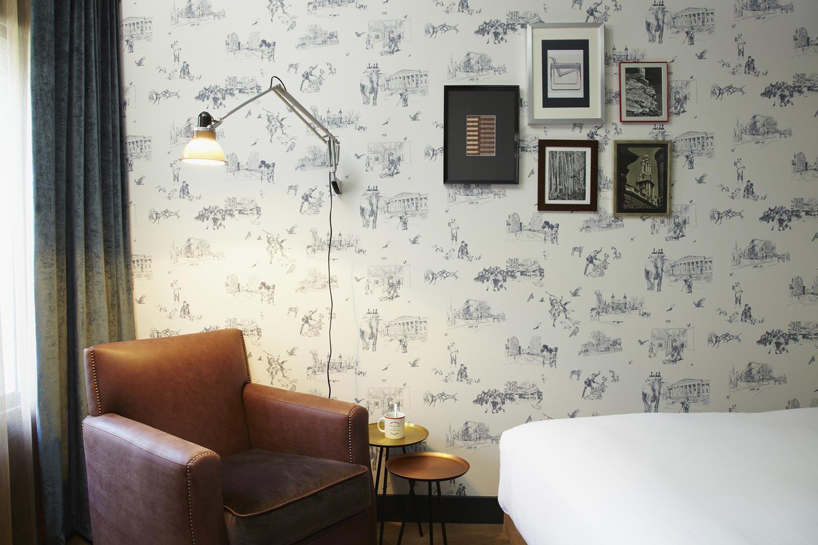 Hoxton-room